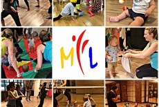 Move For Life Kids Activities Class Hong Kong
