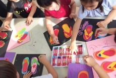Mulberry House Learning Centre Kids Mandarin Class Art and Calligraphy One Island South