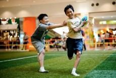Passing Play american football