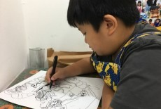 picground kids art class