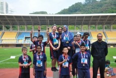 Rosebud Primary School sports day