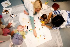 Spring Learning Wan Chai Toddlers Activities Sensory Class 4