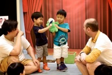 Spring Learning Wan Chai Toddlers Activities Drama Class 3