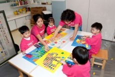 Spring Learning Wan Chai Toddlers Activities Art Class 8