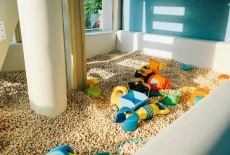 Origami kids Cafe massy play
